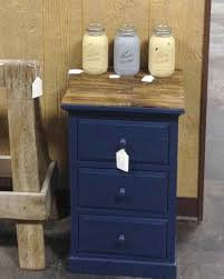 exceptional navy blue end table click here to see the booth home