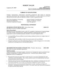 summary of qualifications sample resume grant accountant sample resume resume skills and qualifications summary for accounting resume it resume cover letter sample accounting resume skills