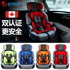 siege auto pliant strolex chaise de voiture de bébé isofix trois point harnais de
