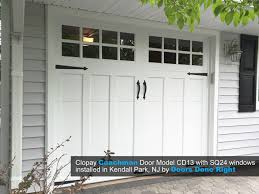 Clopay Overhead Doors Doors Done Right Garage Doors And Openers Clopay Coachman