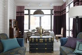 interior design with rich color and texture combination 4betterhome