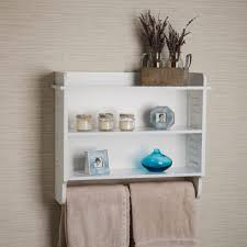 Bathroom Wall Cabinet With Towel Bar Furniture Splendid Bathroom Wall Cabinets With Towel Bar To