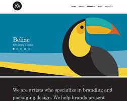 bold colors 13 beautiful exles of bold colors in web design web design ledger