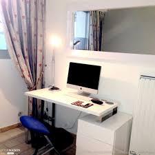 bureau dans une chambre élégant bureau chambre ravizh com