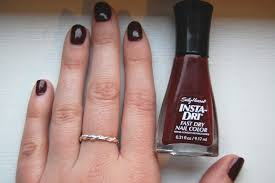 review u2013 sally hansen u0027s cinna snap lipstick and l u0027attitude