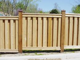 wooden fence designs ideas