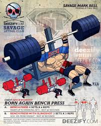 Starting Weight Bench Press Chest Exercise Bench Press With Slingshot Wod Train Deezify