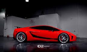 Lamborghini Gallardo Custom - lamborghini gallardo d2forged mb8 wheels