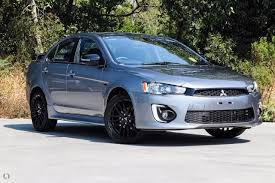 blue mitsubishi lancer vehicle stock eastside mitsubishi