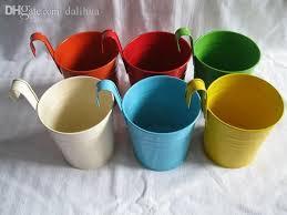 Hanging Flower Pot Hooks Best Wholesale Multi Color Metal Plant Flower Pot Hook Planter