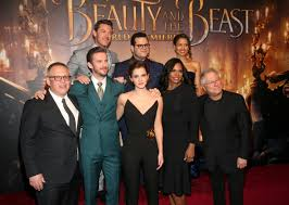 photos star studded new beauty and the beast premieres in la