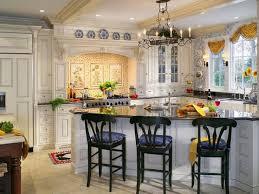 blue and yellow country kitchen home designs kaajmaaja