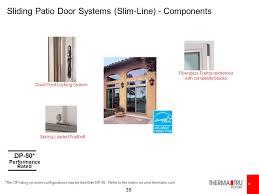 Energy Star Patio Doors Best Product Line Up Patio Door Systems Ppt Video Online Download