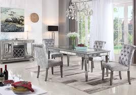 Badcock Living Room Sets Monroe Silver Mirror Server Badcock Home Furniture U0026 More Of