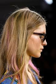 london fashion week u2013 first glimpse at the best hairstyles