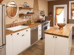 diy butcher block kitchen countertops designs