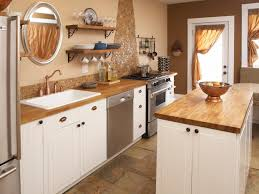 diy butcher block kitchen countertops ideas