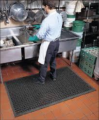 Kitchen  Decorative Kitchen Floor Mats With Under Table Floor Mat - Restaurant kitchen sinks
