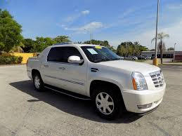 cadillac escalade ext sport utility truck for sale used cars on