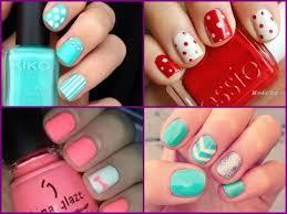 easy diy nail art superb easy nail art for short nails nail arts