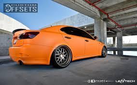 lexus is 250 09 wheel offset 2009 lexus is250 hellaflush dropped 1 3 custom rims