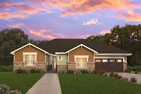 Craftsman House For Sale Spacious Craftsman Style Ranch Plan On 1 2 Acre Walkout Property
