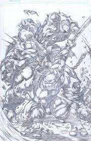 teenage mutant ninja turtles by emilcabaltierra on deviantart