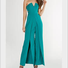 teal jumpsuit 13 necessary clothing teal jumpsuit the right angle
