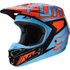 kids motocross gear closeouts fox racing v1 falcon helmet helmets dirt bike closeout