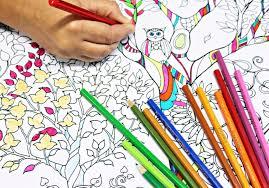 coloring books trending