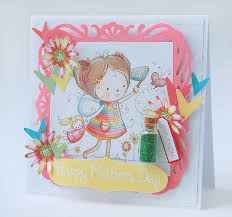 Mother S Day Greeting Card Handmade How To Make A Mother U0027s Day Card Mums U0027 Days