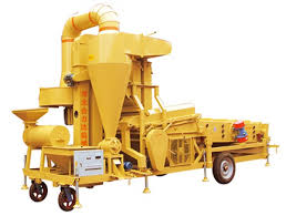Gravity Table Oxygen Generating Plant Seed Cleaner Seed Cleaning Machine Air
