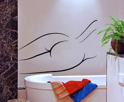 Wall Accessories For Bathroom by Online Get Cheap Woman Bathroom Decor Aliexpress Com Alibaba Group