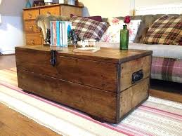 storage trunk coffee table chest trunk coffee table storage chest trunk coffee table