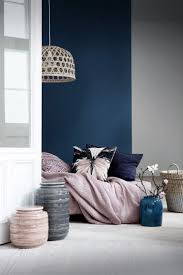 Dark Blue Powder Room Best 25 Blue Interiors Ideas On Pinterest Dark Blue Colour