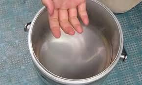 cuisine azote liquide il se met la dans l azote liquide et un phénomène étonnant se