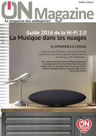 chambre froide bof d inition on magazine guide hi fi connectée 2016 by on magazine issuu