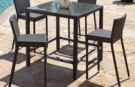 patio u0026 pergola outdoor chair set patio furniture walmart high