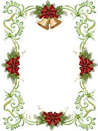 christmas gold png photo frame with christmas bells gallery