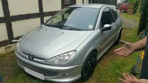 peugeot 206 2016 peugeot 206 1 4 i will be putting extra mods on like strut brace