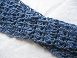 broomstick knitting the 25 best broomstick lace ideas on broomstick lace