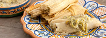 cheese with roasted chile tamales tamales de rajas con queso