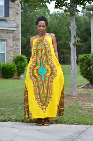 diy african print maxi dress thriftanista in the city