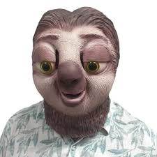 donald trump halloween costume party city popular sloth masks buy cheap sloth masks lots from china sloth