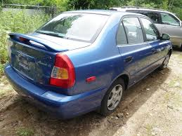 2001 hyundai accent parts 2001 hyundai accent gl quality used oem replacement parts east