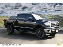 sr5 toyota tundra 2011 toyota tundra sr5 crewmax 4x4 in black 185670 autos of