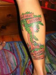 20 beautiful the giving tree tattoos harpercollins children s