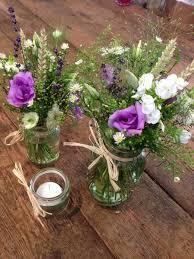 wedding flowers jam jars white gdn florists wedding news and products