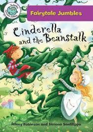 amazon cinderella beanstalk tadpoles fairytale