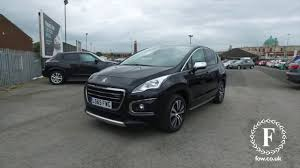 peugeot diesel estate cars for sale peugeot 3008 diesel estate 2015 2 0 e hdi hybrid4 allure 5dr egc